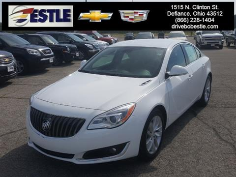 2015 Buick Regal for sale in Defiance, OH
