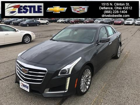 2016 Cadillac CTS for sale in Defiance, OH