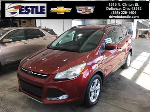 2016 Ford Escape for sale in Defiance, OH