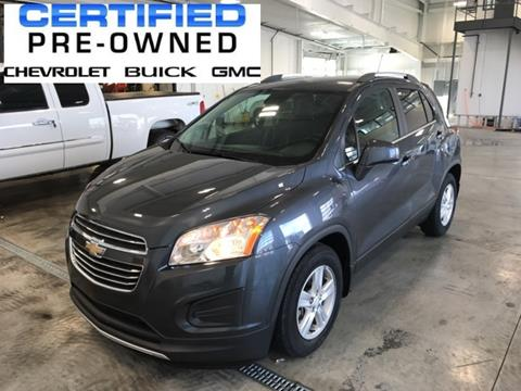 2016 Chevrolet Trax for sale in Defiance, OH