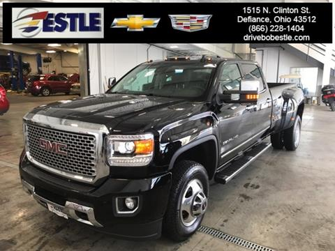 2016 GMC Sierra 3500HD for sale in Defiance, OH