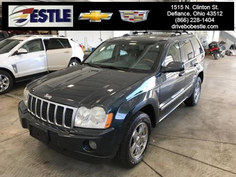 2007 Jeep Grand Cherokee for sale in Defiance, OH