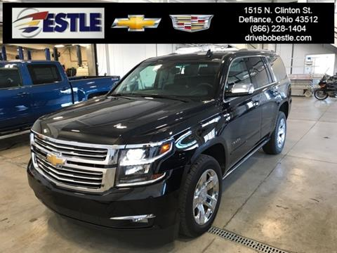 2016 Chevrolet Tahoe for sale in Defiance, OH