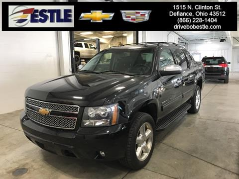 2013 Chevrolet Black Diamond Avalanche for sale in Defiance, OH