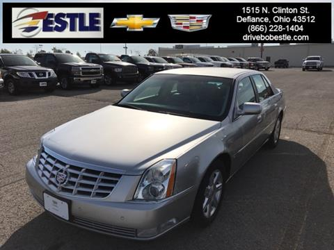 2007 Cadillac DTS for sale in Defiance, OH