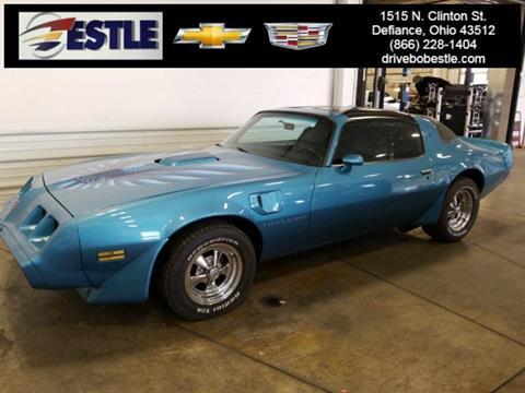 1979 Pontiac Firebird for sale in Defiance, OH