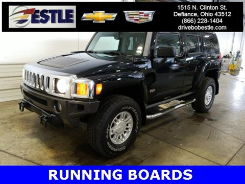2008 HUMMER H3 for sale in Defiance, OH
