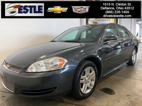 2015 Chevrolet Impala Limited for sale in Defiance, OH