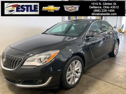 2016 Buick Regal for sale in Defiance, OH