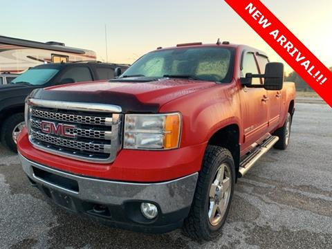 2012 GMC Sierra 2500HD for sale in Defiance, OH
