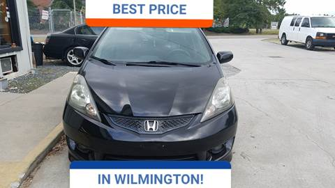 2011 Honda Fit for sale in Wilmington NC