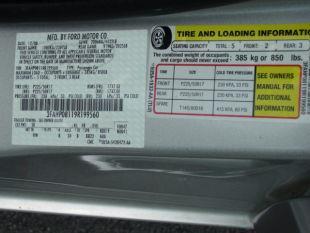 2009 Ford Fusion V6 SEL 4dr Sedan - Plains PA