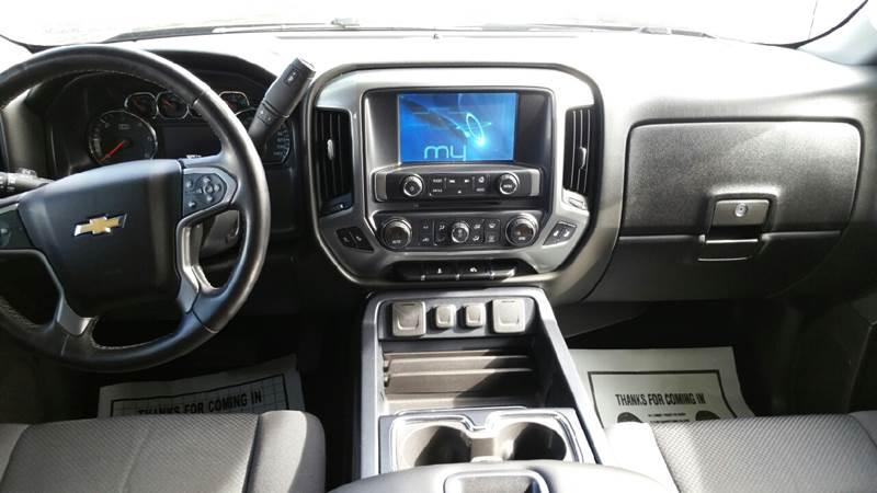 2014 Chevrolet Silverado 1500 4x4 LT 4dr Crew Cab 5.8 ft. SB - Plains PA