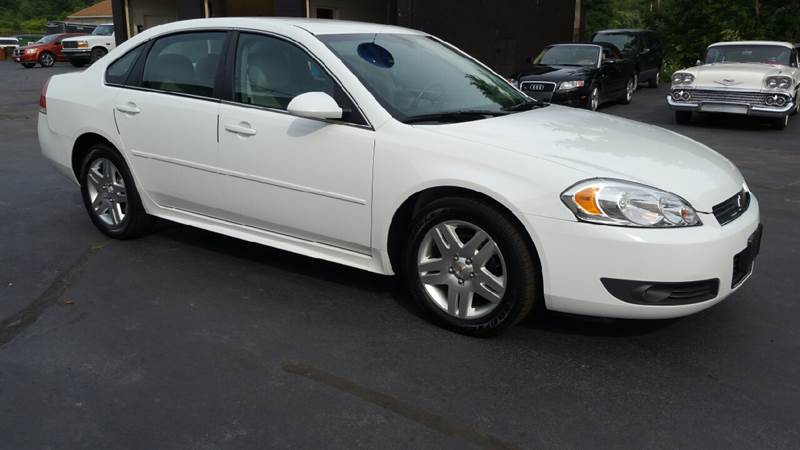 2011 Chevrolet Impala LT Fleet 4dr Sedan w/2FL - Plains PA
