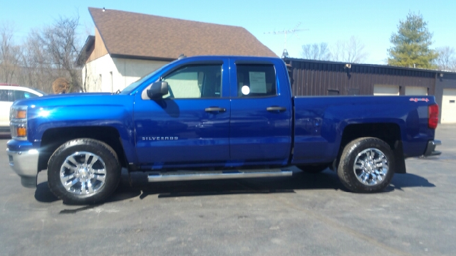 2014 Chevrolet Silverado 1500 4x4 LT 4dr Double Cab 6.5 ft. SB - Plains PA