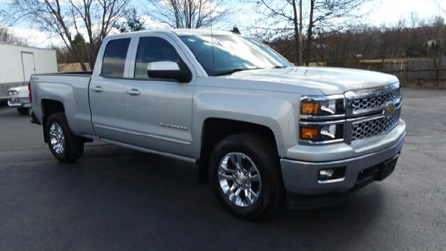 2015 Chevrolet Silverado 1500 4x4 LT 4dr Double Cab 6.5 ft. SB - Plains PA
