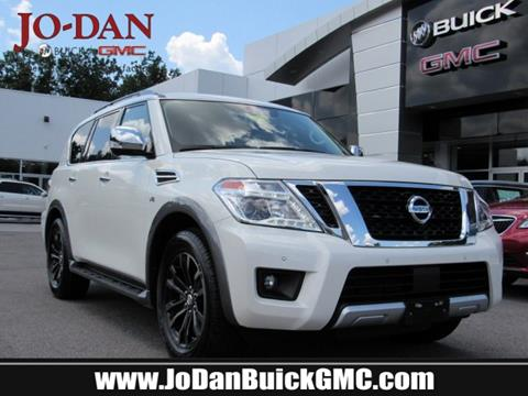 2018 Nissan Armada for sale in Plains, PA