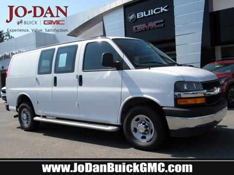 2018 Chevrolet Express Cargo for sale in Plains, PA