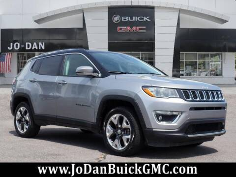 2018 Jeep Compass for sale at Jo-Dan Motors - Buick GMC in Moosic PA