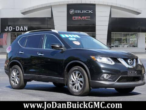 2015 Nissan Rogue for sale at Jo-Dan Motors in Plains PA