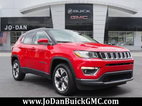 2018 Jeep Compass for sale at Jo-Dan Motors in Plains PA