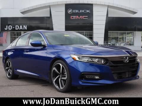 2018 Honda Accord for sale at Jo-Dan Motors - Buick GMC in Moosic PA