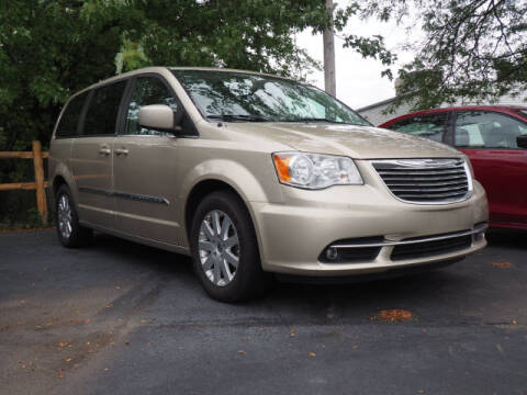 2014 Chrysler Town and Country for sale at Jo-Dan Motors in Plains PA