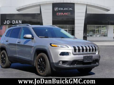 2017 Jeep Cherokee for sale at Jo-Dan Motors in Plains PA