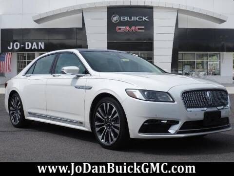 2017 Lincoln Continental for sale at Jo-Dan Motors - Buick GMC in Moosic PA
