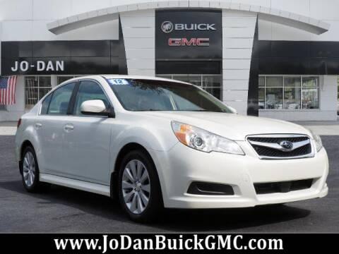 2012 Subaru Legacy for sale at Jo-Dan Motors in Plains PA