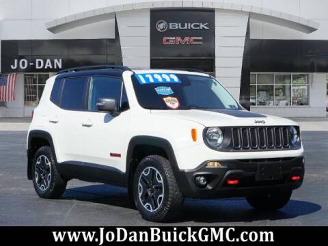 2016 Jeep Renegade for sale at Jo-Dan Motors in Plains PA