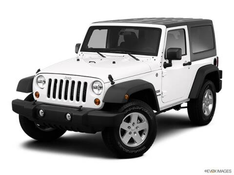 2012 Jeep Wrangler for sale at Jo-Dan Motors in Plains PA