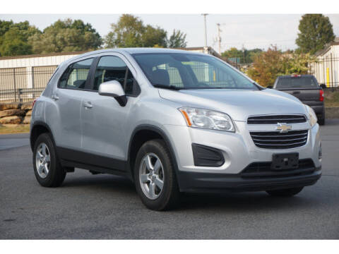 2016 Chevrolet Trax for sale at Jo-Dan Motors - Buick GMC in Moosic PA
