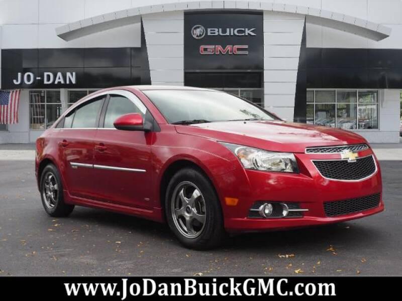 2014 Chevrolet Cruze for sale at Jo-Dan Motors in Plains PA