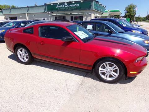 2011 Ford Mustang for sale in Oconomowoc, WI