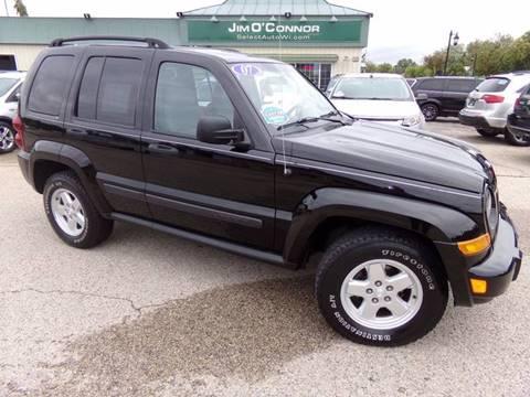 2007 Jeep Liberty for sale in Oconomowoc, WI