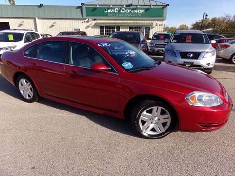 2014 Chevrolet Impala Limited for sale in Oconomowoc, WI