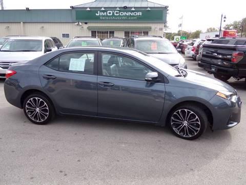 2016 Toyota Corolla for sale in Oconomowoc, WI