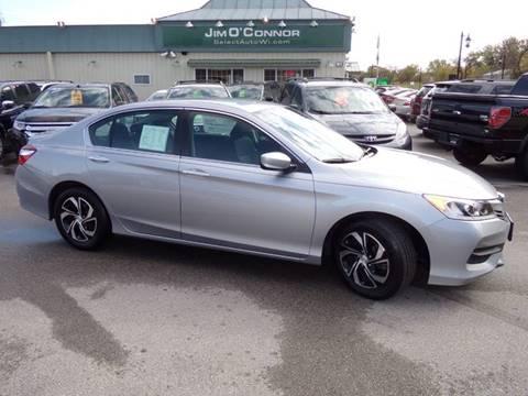 2016 Honda Accord for sale in Oconomowoc, WI