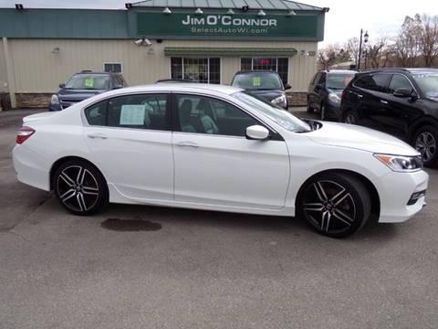 2017 Honda Accord for sale in Oconomowoc, WI