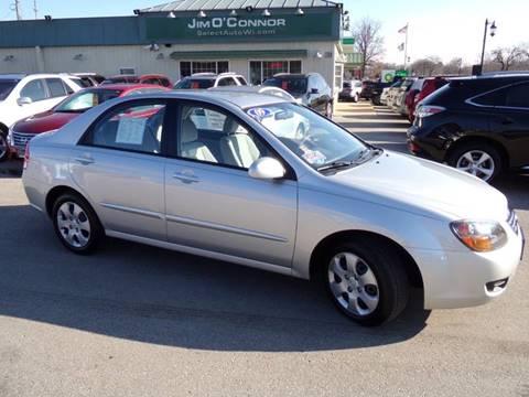 Cars For Sale In Wisconsin >> 2009 Kia Spectra For Sale In Oconomowoc Wi