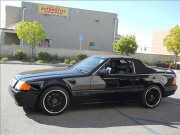 1992 Mercedes-Benz 500-Class for sale in Murrieta, CA
