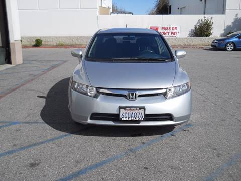 2008 Honda Civic for sale in Murrieta, CA
