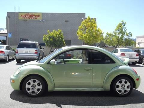 2002 Volkswagen New Beetle for sale in Murrieta, CA