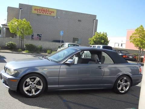 2005 BMW 3 Series for sale in Murrieta, CA