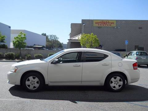 2008 Dodge Avenger for sale in Murrieta, CA