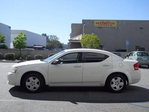 2008 Dodge Avenger for sale in Murrieta, CA