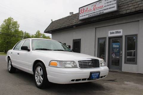 2008 Ford Crown Victoria for sale in Tinton Falls, NJ