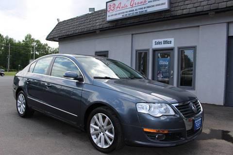 2010 Volkswagen Passat for sale in Tinton Falls, NJ