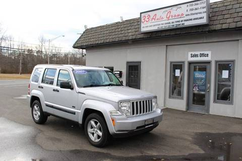 2009 Jeep Liberty for sale in Tinton Falls, NJ